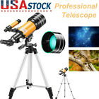 Professional Astronomical Telescope Night Vision For Space Star Moon HD Viewing