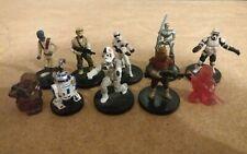 Paquete de Miniaturas de Star Wars Lote De Trabajo
