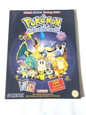 Official Pokemon Nintendo Game Boy Strategy Guide Book Red Blue Version Rare
