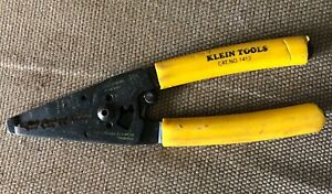Klein Tools 1412 Dual NM Cable Stripper Cutter Electrical - USA