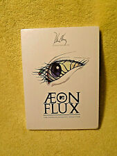 New/Sealed Dvd Set! Mtv Aeon Flux Complete Animated Collection Directors Cut!