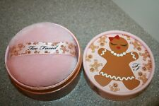 Too Faced Gingerbread Sugar Edible Body Shimmer Powder Limited Edition Authentic