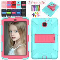 Shockproof Hybrid Protective Case Cover For Samsung Galaxy Tab A 8.0 2018 T387