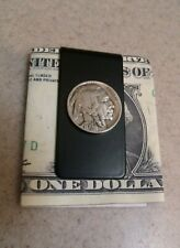 Authentic 1936 Buffalo Nickel Coin Money Clip - New from Smart Jewelry