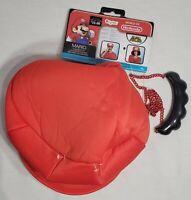 World of Nintendo~Super Mario Costume Accessory kit~Hat & Mustache~NEW~age 14+