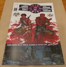 Die! Die! Die! #1 comic by Robert Kirkman Image Comics - 1st Print Unread