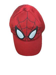 Spider-Man Marvel Kids Ball Cap Hat Adjustable Baseball