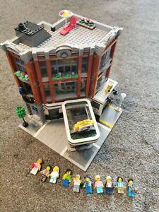 LEGO Creator Expert Corner Garage (10264) modular building