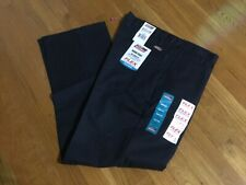 Dickies Men's Relaxed Fit Work Pant - Navy Blue Size 36 x 32