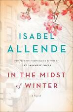 In the Midst of Winter by Isabel Allende (2017, Hardcover) - Signed, 1st Edition