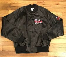 Vintage Walter Payton Team 34 Nfl Chicago Bears /Dale Coyne Racing Satin Jacket