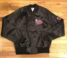 Vintage Walter Payton Team 34 NFL Chicago Bears /Dale Coyne Racing Satin Jacket