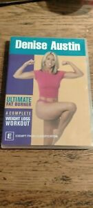 DENISE AUSTIN Ultimate Fat Burner A Complete Weight Loss Workout DVD FREE post