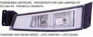FARO FENDINEBBIA ANTERIORE SINISTRO 68582 VOLVO TRUCK  FH16  07/2013 P.CROMATA
