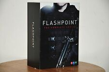 Flashpoint: The Complete CTV Series Season 1 2 3 4 5 DVD Set - New Free Shipping
