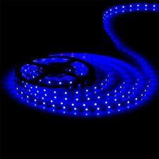 1 mètre de RUBAN LED couleur BLEU 60 LED 12V DC pour maquettes ou dioramas NEUF