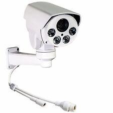 "Cctv 1/2.8"" Progressive Scan Cmos 1080P 10x optical zoom Ptz bullet Ir Camera"