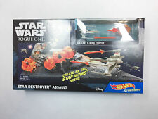 Star Wars Rogue One Hot Wheels Star Destroyer Assault Set