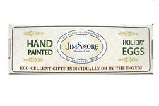 Enesco E0 Jim Shore Holiday Cardboard Decorative Egg Carton Display Box Only