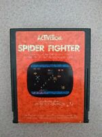 Spider Fighter (Atari 2600, 1983) Cartridge Only TESTED Work Perfect