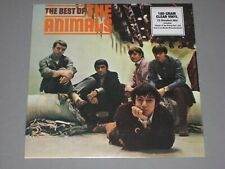 THE ANIMALS Best of The Animals 15 Hits (Clear Vinyl) 180g LP New Sealed Vinyl