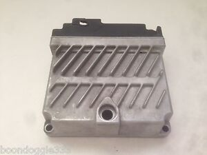 Chevrolet Caprice Classic Traction Control Module EBTCM 10255308