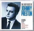 Johnny Preston - The very best of...D'CD mit 40 Original Recordings, CD Neuware