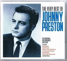 Johnny Preston - The very best of...D'CD mit 40 Original Recordings, CD Neuware