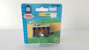 Thomas the Tank Engine & Friends - Toby - Tomy Wind Up - 2006 - BNIB