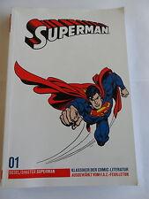 1x Comic - Superman Nr. 1 - Klassiker der Comic-Literatur (FAZ)
