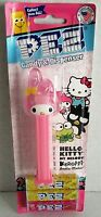 Pez Dispenser HELLO KITTY  MY MELODY CRYSTAL  [Carded]
