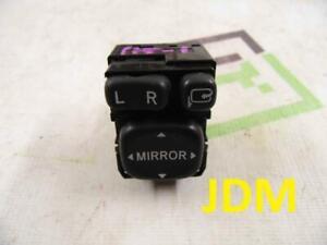 Toyota Mark Ii Blit JZX115 1JZGE 02-07 Mirror Control Switch Unit Module 848725