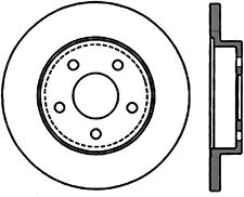 Disc Brake Rotor-Rear Disc Rear Left Stoptech 128.62079L