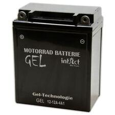 Intact Motorrad Batterie Bike-Power Gel 12V 12Ah 12N12A-4A-1 51211 YB12A-A *NEU*