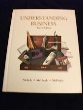 Book-Textbook: Understanding Business.4th Ed.©1996.Authors:Nickels /McHugh/McHugh