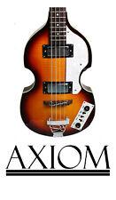 Axiom Cavern Beatle Bass - Violin Bass Right Handed