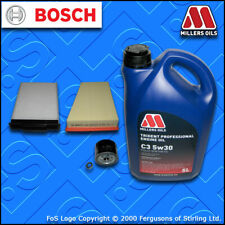 SERVICE KIT for RENAULT MEGANE II 1.5 DCI +DPF OIL AIR CABIN FILTER +OIL (07-09)