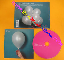 CD RUBIES Explode From The Center 2008 Norway TELLE' RECORDS  no lp mc dvd (CS5)