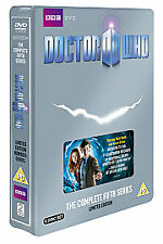 DOCTOR DR WHO - THE COMPLETE FIFTH 5TH SERIES LIMITED EDITION  DVD  NEW