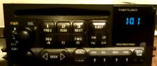 Chevy 1995-2002 GMC Yukon  Silverado Tahoe CD Player Radio