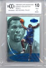 "1998 Flair ""Legacy Collection"" (Row 3) Michael Finley (#32) BCCG10 BCCG"