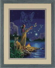 Hidden Spirit Dimensions Gold Collection 35055 Counted Cross Stitch