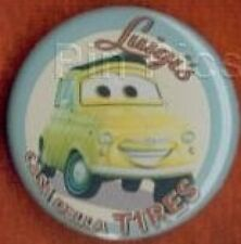 Disney Pin: Disney Store - Cars - Luigi's Casa Della Tires
