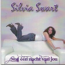 Silvia Swart-Nog Een Nacht Van Jou cd single