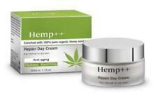 Hemp ++ Repair Day Cream Anti Aging Hydrates Elasticizing 50ml Chic Israel