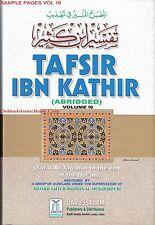 Tafsir Ibn Kathir Vol 10