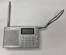 Grundig Short Wave AM/FM Radio Model YB 300PE 13 Band 24 Presets & Clock