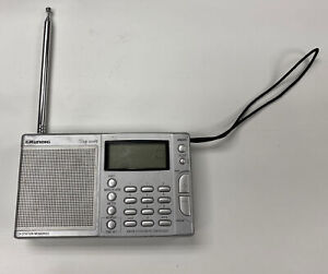 Grundig Short Wave AM/FM Radio Model YB 300PE 13 Band 24 Presets & Clock