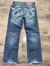 Buckle BIG STAR PIONEER Distressed Bootcut Jeans 32 X 32