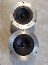 Pair of JBL LE20 8 ohms Tweeters Vintage Speakers